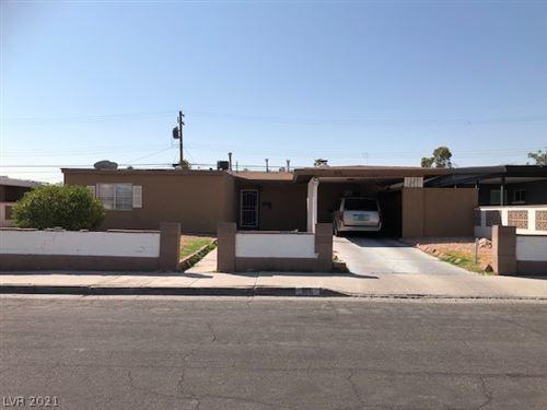 Photo of 816 Bonita Avenue, Las Vegas, NV 89104 (MLS # 2332748)