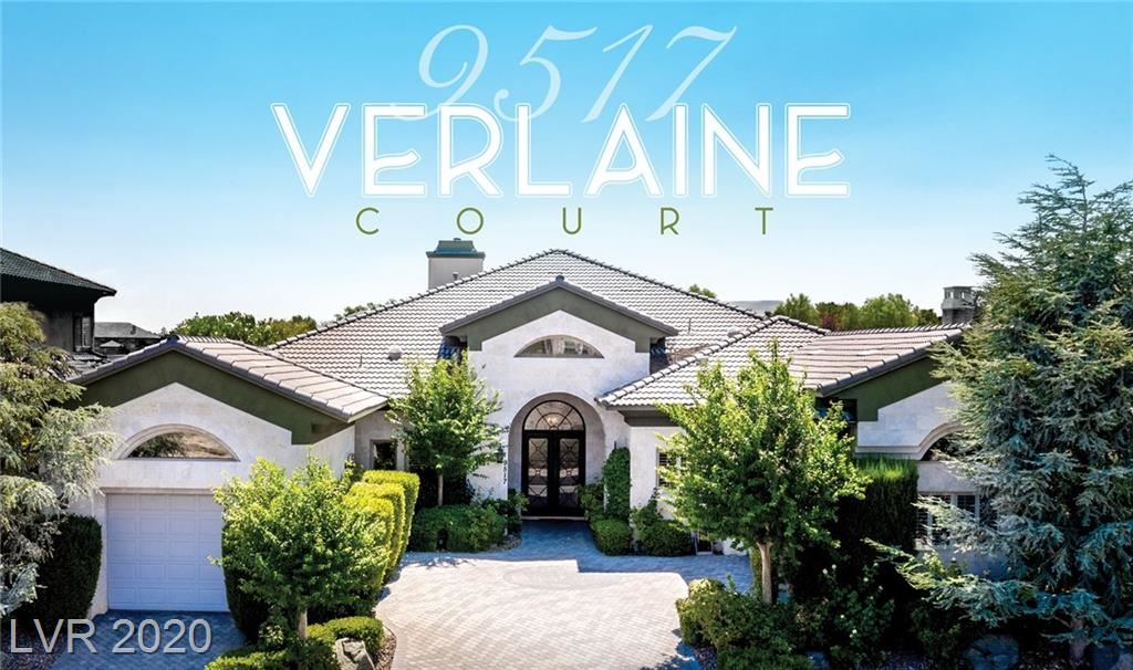 Photo of 9517 VERLAINE Court, Las Vegas, NV 89145 (MLS # 2226748)