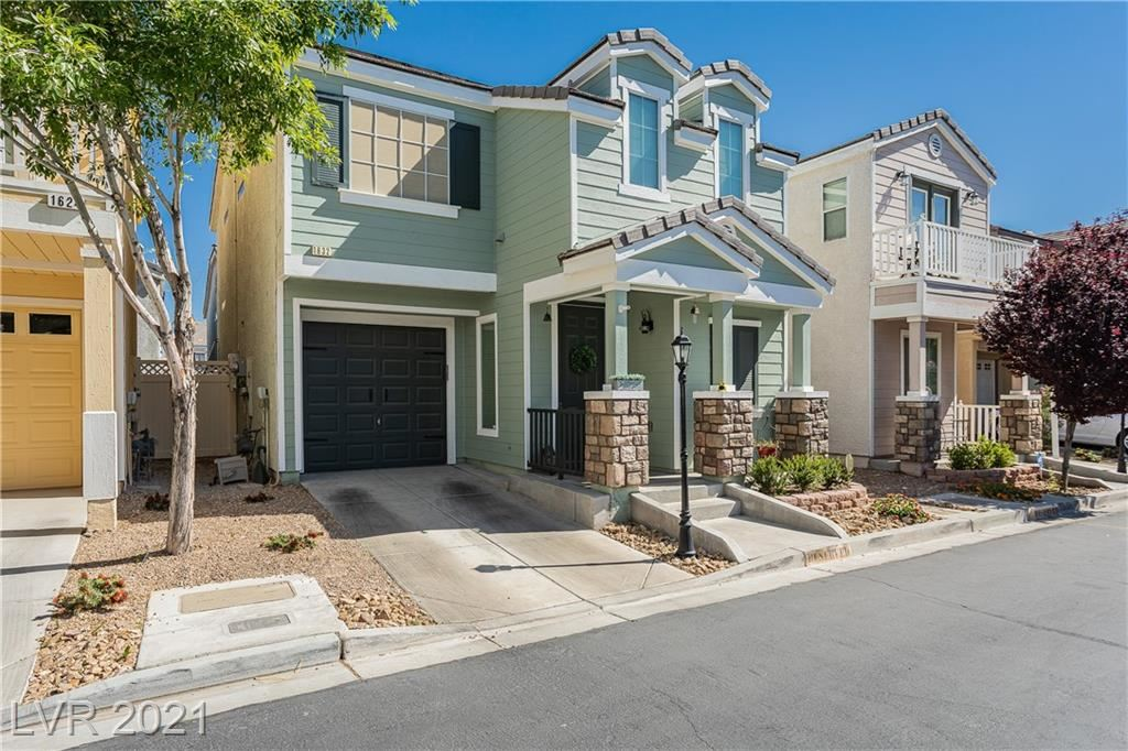 Photo of 1632 Bamboo Rain Avenue, Las Vegas, NV 89183 (MLS # 2293748)