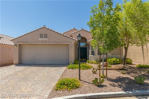 Photo of 469 GARRAFON BAY Street, Las Vegas, NV 89138 (MLS # 2165749)