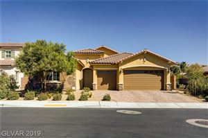 Photo of 2096 CANVAS EDGE Drive, Henderson, NV 89044 (MLS # 2142751)