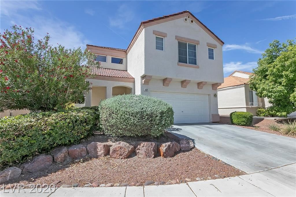 Photo of 7609 Curiosity Avenue, Las Vegas, NV 89131 (MLS # 2207751)