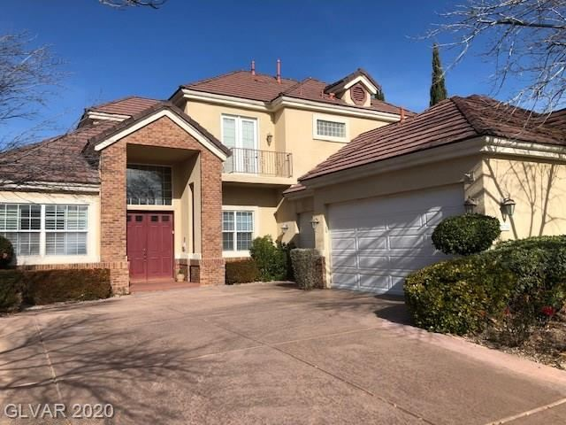 Photo of 9716 CAMDEN HILLS Avenue, Las Vegas, NV 89145 (MLS # 2166752)