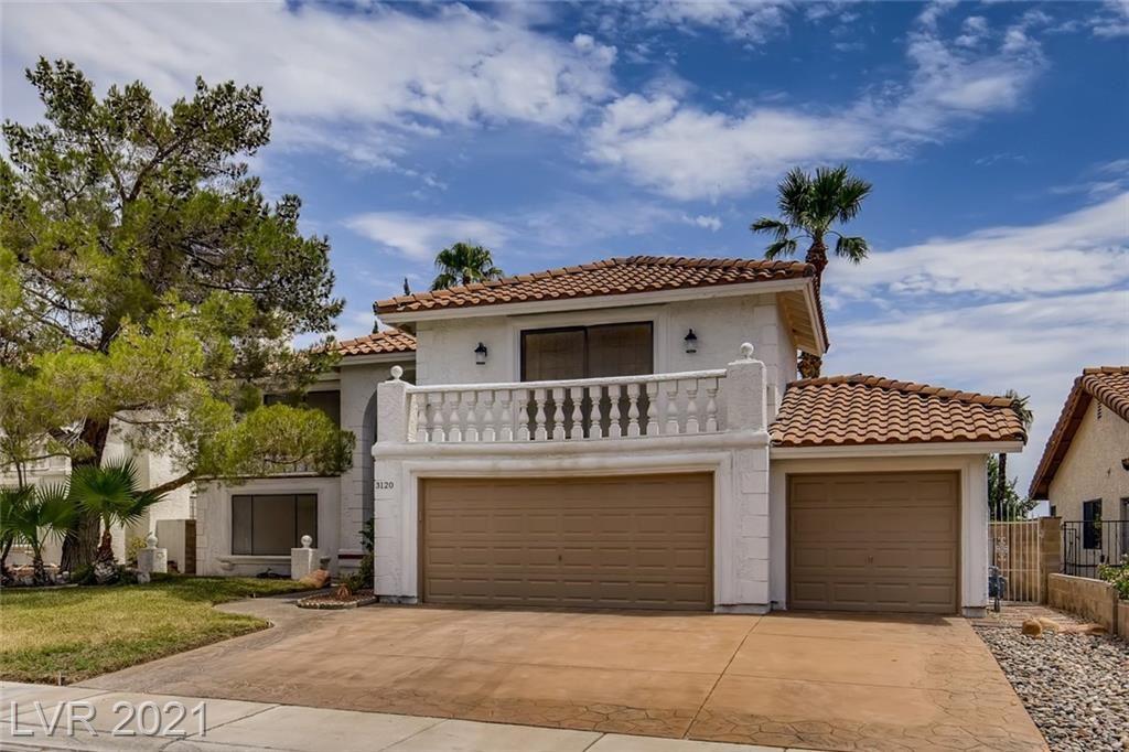 Photo of 3120 Harborside Drive, Las Vegas, NV 89117 (MLS # 2323752)