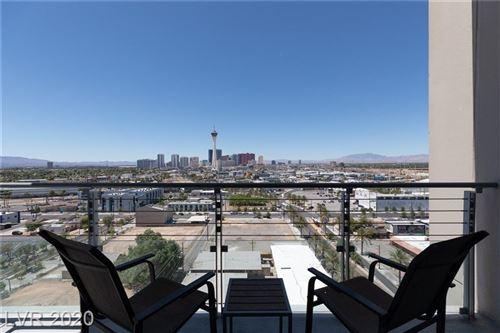 Photo of 200 Hoover #1005, Las Vegas, NV 89101 (MLS # 2204753)