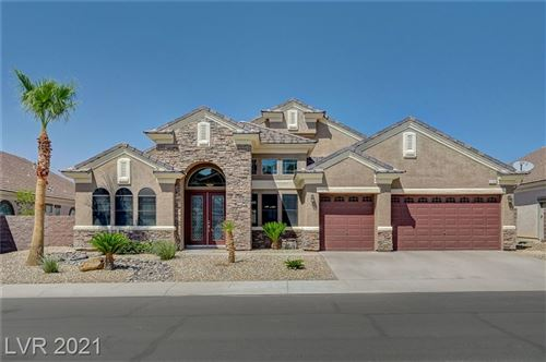 Photo of 2150 Montana Pine Drive, Henderson, NV 89052 (MLS # 2331753)
