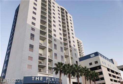 Photo of 211 Flamingo Road #1115, Las Vegas, NV 89169 (MLS # 2334754)