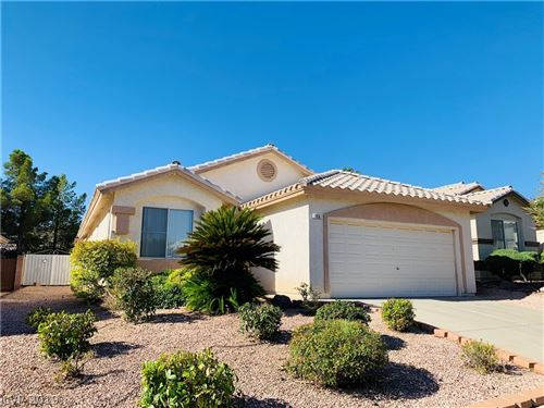 Photo of 43 PANGLOSS Street, Henderson, NV 89012 (MLS # 2124755)