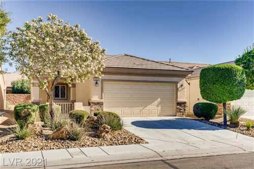 Photo of 2420 Desert Sparrow Avenue, North Las Vegas, NV 89084 (MLS # 2294755)