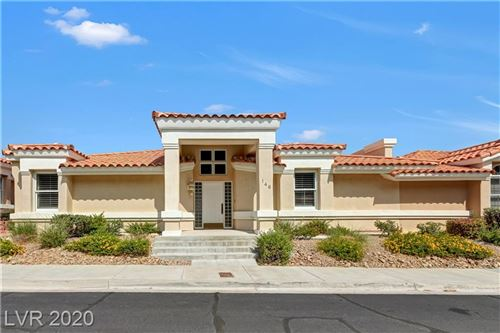 Photo of 146 Rainbow Drive, Boulder City, NV 89005 (MLS # 2232756)
