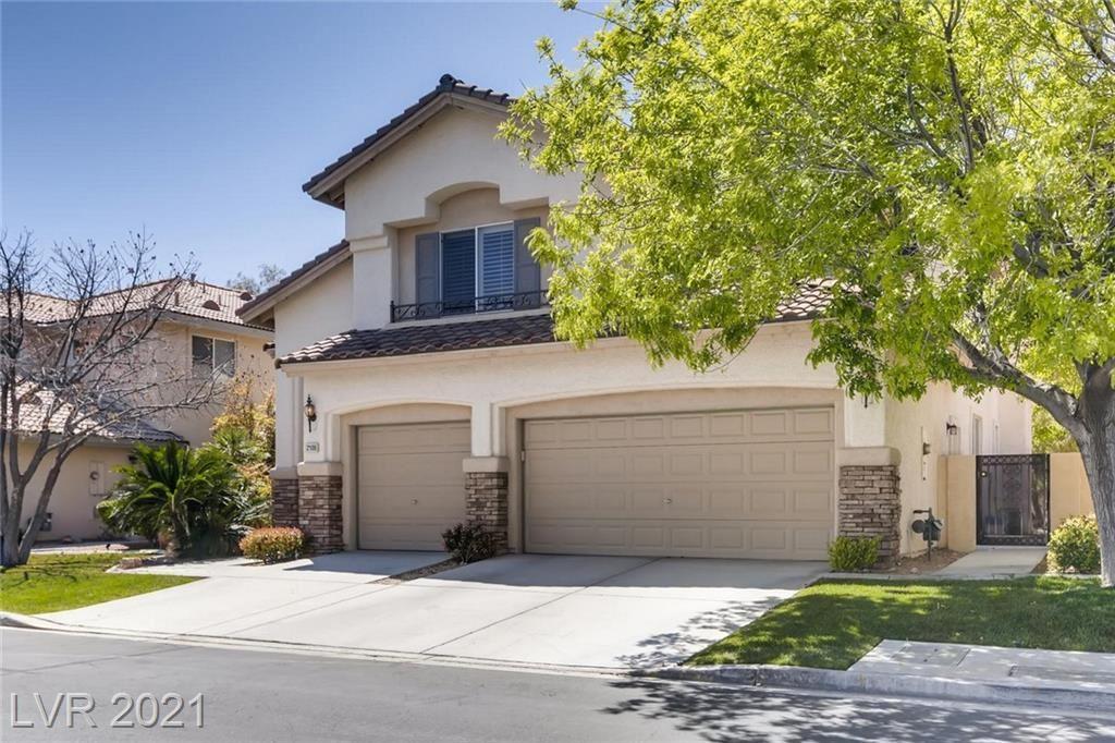 Photo of 2109 Scarlet Rose Drive, Las Vegas, NV 89134 (MLS # 2332756)