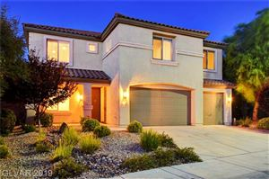 Photo of 2568 CALANQUES Terrace, Henderson, NV 89044 (MLS # 2145758)