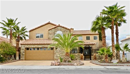 Photo of 2733 Crystal Beach, Las Vegas, NV 89128 (MLS # 2182758)