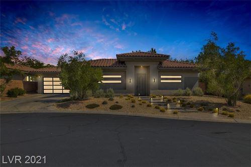 Photo of 76 Panorama Crest Avenue, Las Vegas, NV 89135 (MLS # 2317758)