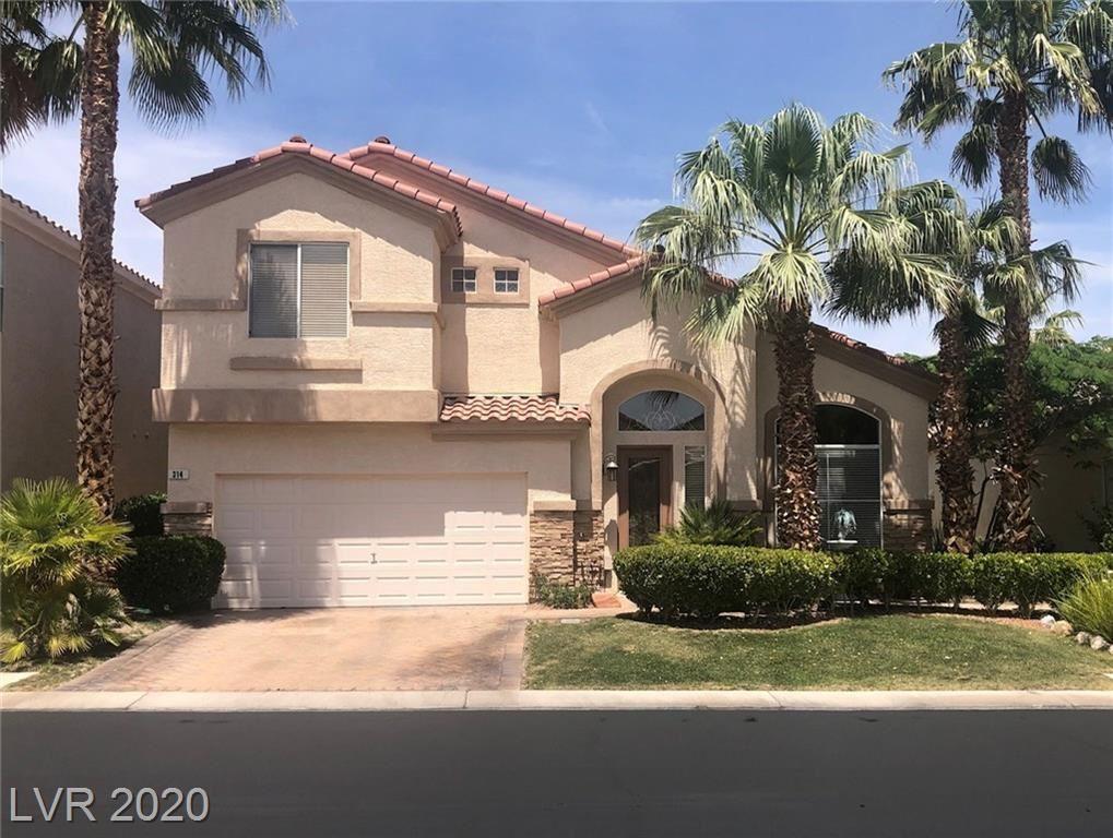 Photo of 314 Sea Rim Avenue, Las Vegas, NV 89148 (MLS # 2207758)