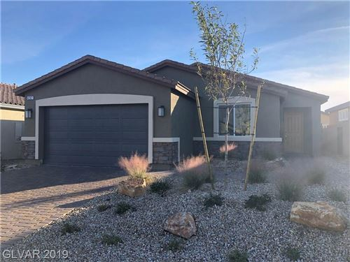 Photo of 4207 CALLISTO Avenue #Lot 175, North Las Vegas, NV 89084 (MLS # 2157760)