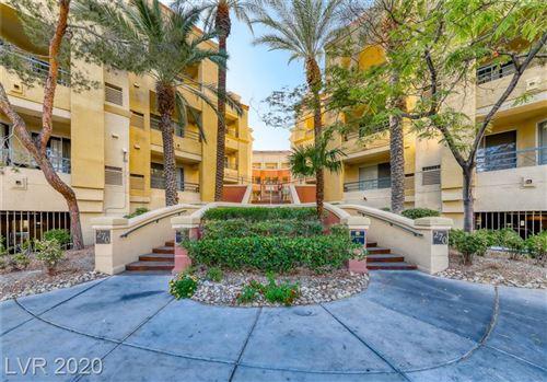 Photo of 270 East FLAMINGO Road #416, Las Vegas, NV 89169 (MLS # 2155761)