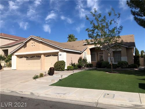 Photo of 1762 Clearwater Canyon Drive, Henderson, NV 89012 (MLS # 2283761)