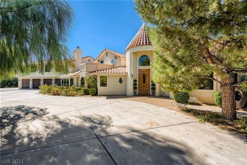 Photo of 7117 Mira Vista Street, Las Vegas, NV 89120 (MLS # 2334761)