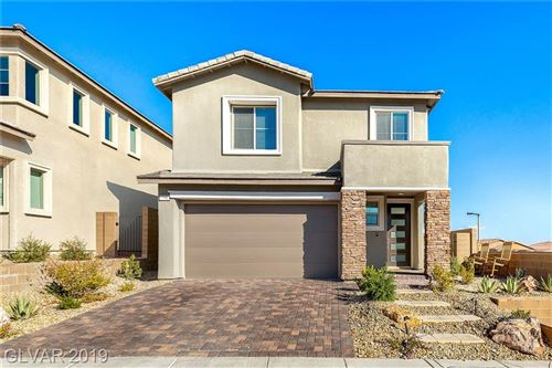 Photo of 758 ROGUE WAVE Street, Las Vegas, NV 89138 (MLS # 2155762)