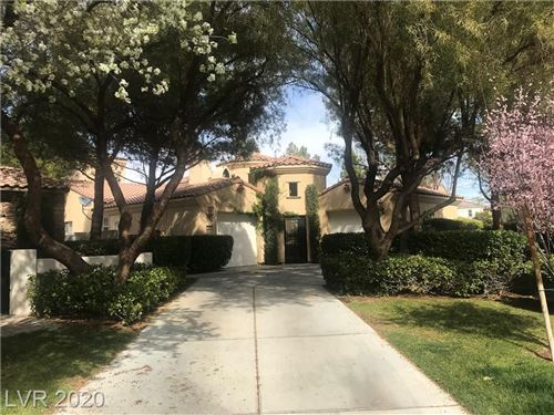 Photo of 11834 WATERFORD CASTLE Court, Las Vegas, NV 89141 (MLS # 2163763)
