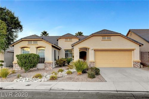 Photo of 1360 Temporale Drive, Henderson, NV 89052 (MLS # 2250763)