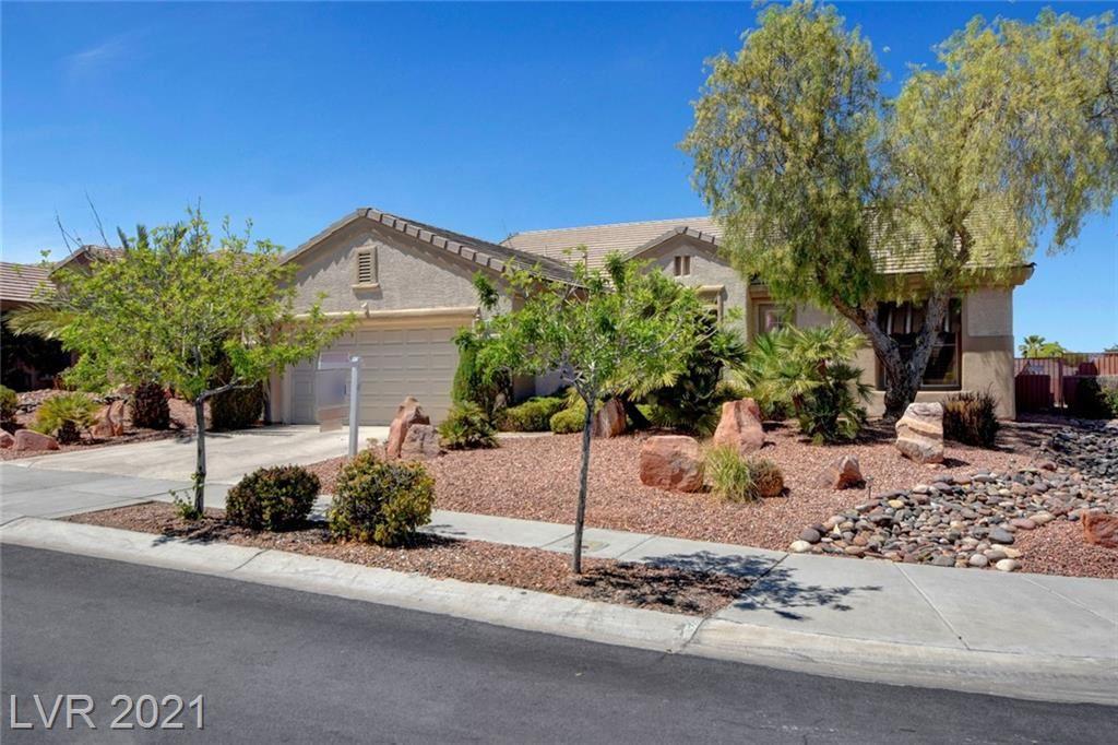 Photo of 2160 High Mesa Drive, Henderson, NV 89012 (MLS # 2286764)