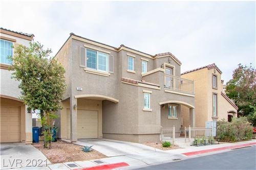 Photo of 549 Midsummer Avenue, Las Vegas, NV 89183 (MLS # 2344765)
