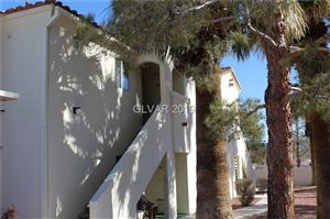 Photo of 698 South RACETRACK Road #122, Henderson, NV 89015 (MLS # 2068766)
