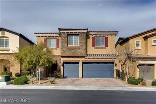 Photo of 92 TESLA RIDGE Way, Las Vegas, NV 89183 (MLS # 2166766)