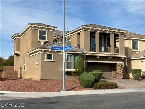 Photo of 7121 WOODPECKERS Court, North Las Vegas, NV 89084 (MLS # 2284767)