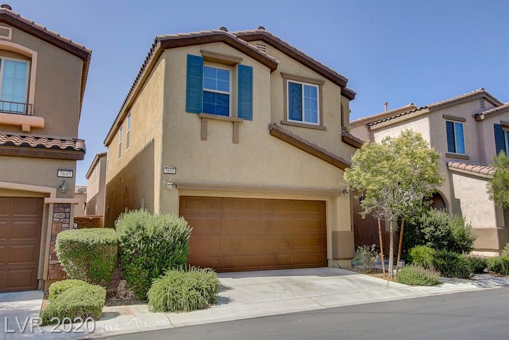 Photo of 7651 Lots Hills Drive, Las Vegas, NV 89179 (MLS # 2205767)