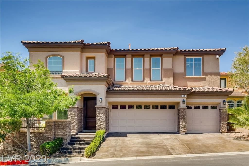 Photo of 531 Calahonda Court, Las Vegas, NV 89138 (MLS # 2209767)
