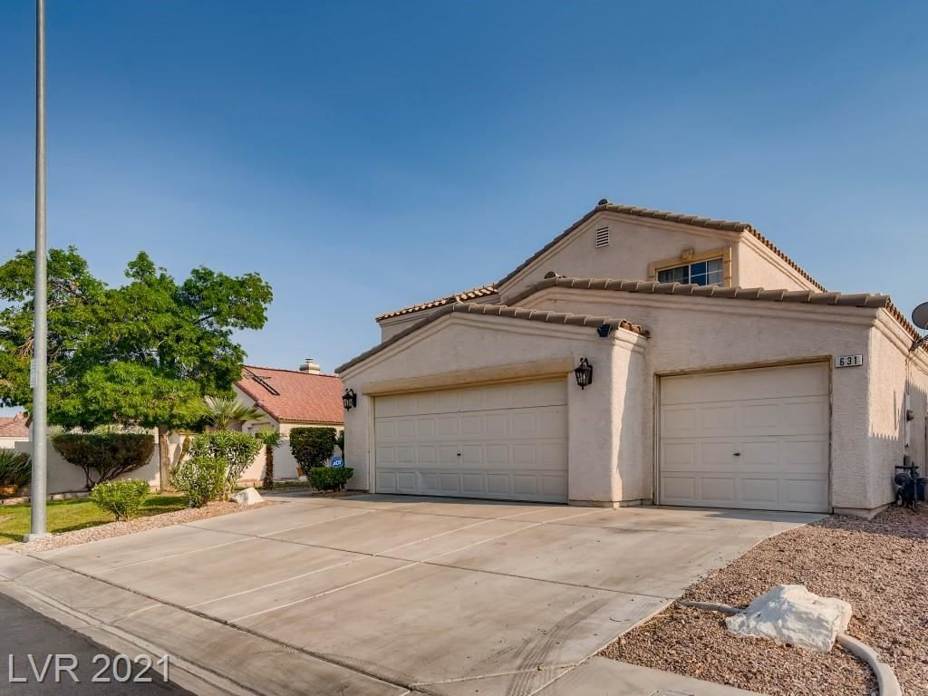 631 Heritage Cliff Avenue, North Las Vegas, NV 89032 - MLS#: 2329767