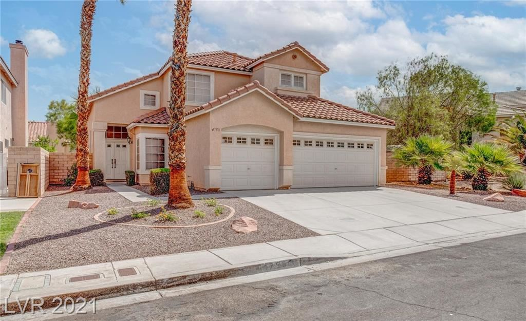 Photo of 4758 Spindleridge Circle, Las Vegas, NV 89147 (MLS # 2343767)