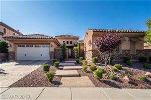 Photo of 2261 BOUTIQUE Avenue, Henderson, NV 89044 (MLS # 2142768)