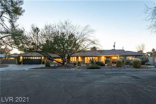 Photo of 10 Crescent Drive, Las Vegas, NV 89102 (MLS # 2261768)