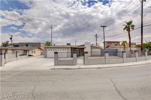 Photo of 1537 Sombrero Drive, Las Vegas, NV 89169 (MLS # 2318768)