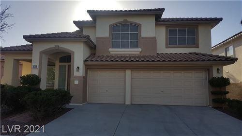 Photo of 3058 Whispering Crest Drive, Henderson, NV 89052 (MLS # 2293769)