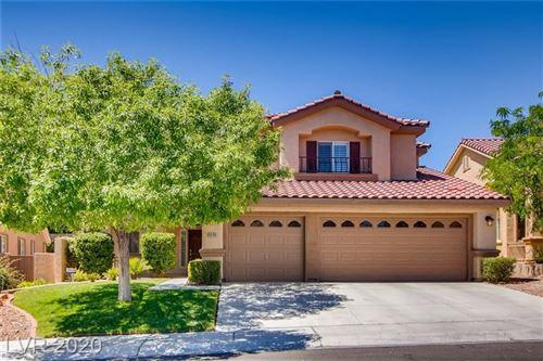 Photo of 9809 Echo Hills, Las Vegas, NV 89134 (MLS # 2204770)