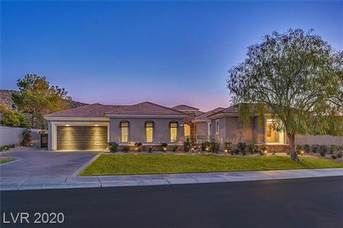 Photo of 21 CHENAL Pass, Henderson, NV 89052 (MLS # 2174771)