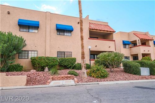 Photo of 4111 SANDERLING Circle #360, Las Vegas, NV 89103 (MLS # 2173772)