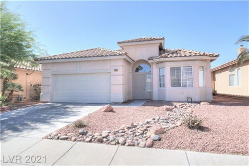 Photo of 1109 Coral Desert Drive, Las Vegas, NV 89123 (MLS # 2294772)
