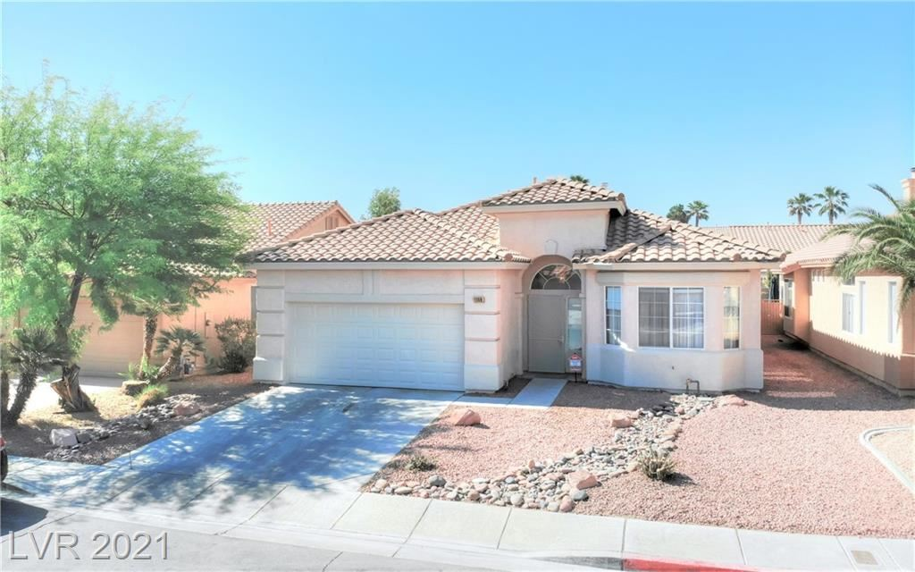 Photo of 1109 Coral Desert Drive, Las Vegas, NV 89123 (MLS # 2294772)