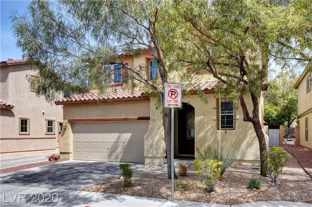 Photo of 632 Monument Point, Henderson, NV 89002 (MLS # 2187773)