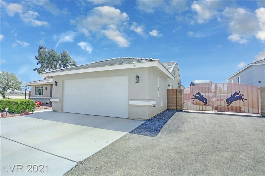 Photo of 4931 Marywood Court, Pahrump, NV 89061 (MLS # 2287773)