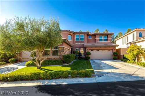 Photo of 11389 RANCHO VILLA VERDE Place, Las Vegas, NV 89138 (MLS # 2148774)