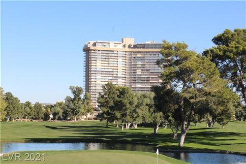 Photo of 3111 Bel Air Drive #3H, Las Vegas, NV 89109 (MLS # 2243774)