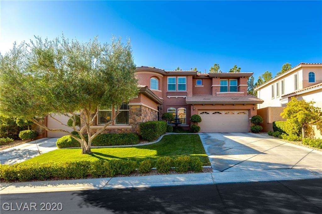 Photo of 11389 RANCHO VILLA VERDE Place, Las Vegas, NV 89138 (MLS # 2148774)