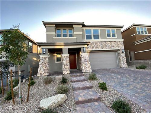 Photo of 855 Elmstone Place, Las Vegas, NV 89138 (MLS # 2244775)